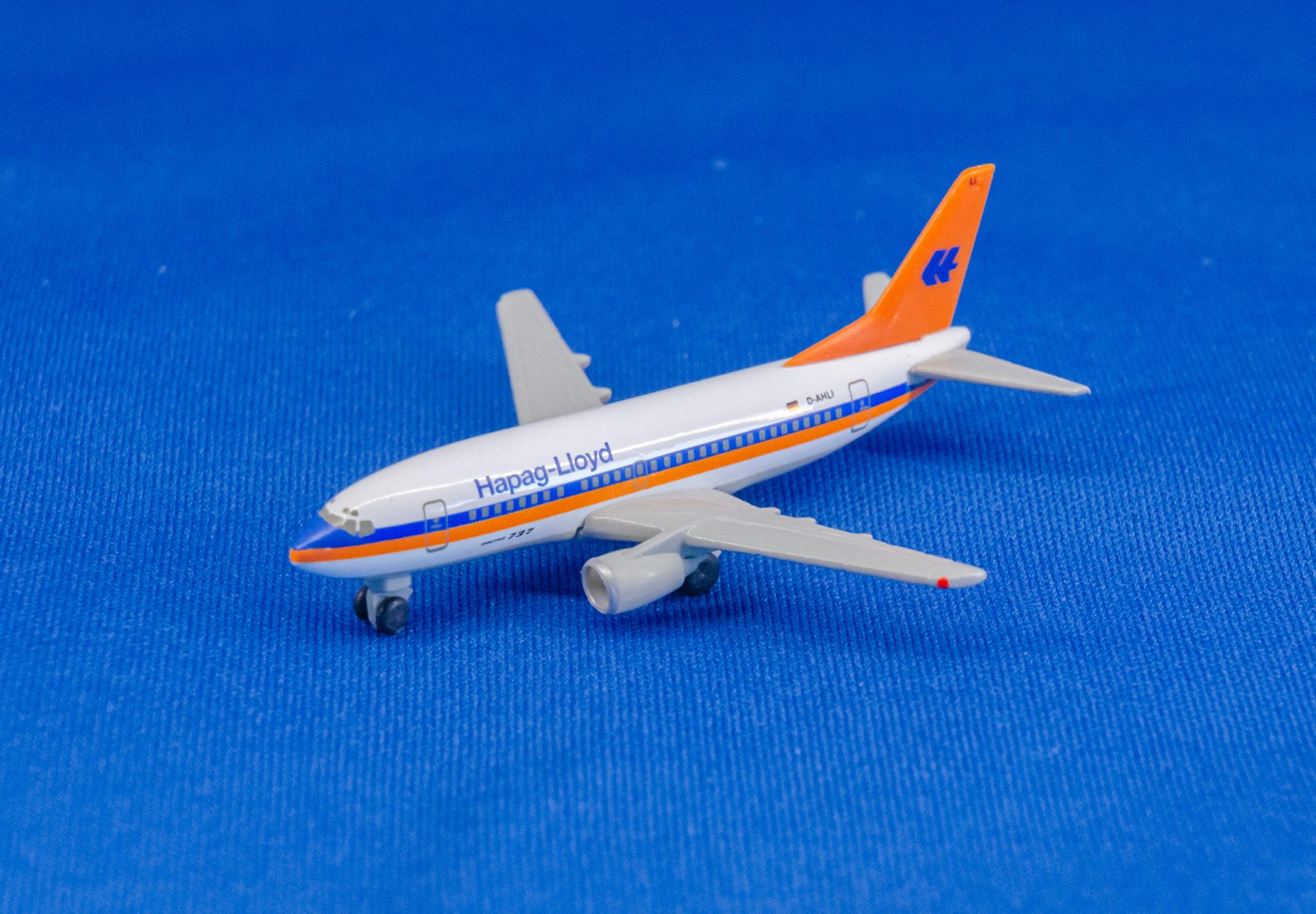 Herpa Hapag Lloyd Boeing 737 500 1 500 Der Flugplatz