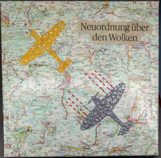 air battle artwork
