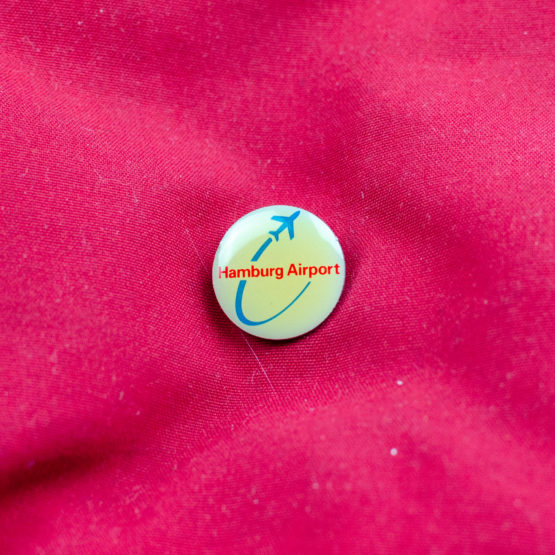 Norwegian air shuttle pin