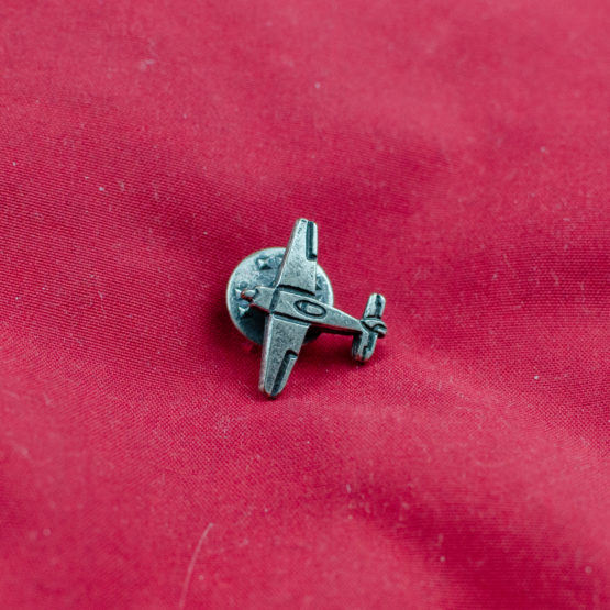 Small Fighter plane pin
