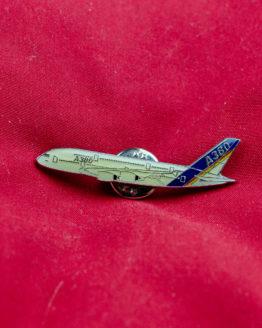 Airbus A380 Pin.