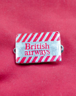 British airways pin late 70s