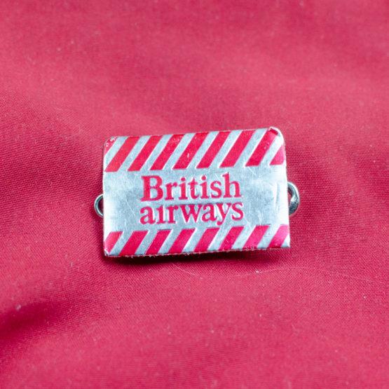 British airways pin late 70s