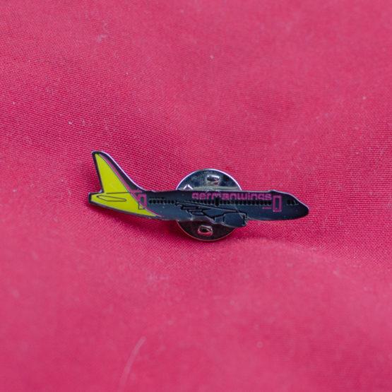 German Wings Airbus pin