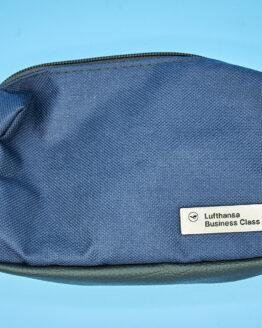 Lufthansa Business class amenities bag