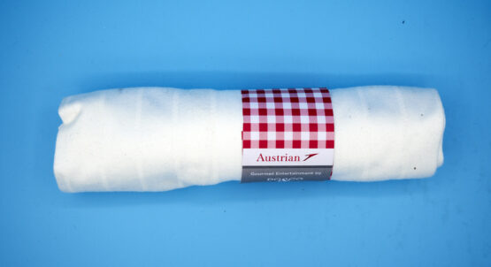 Austrian Airlines Business class Cutlery